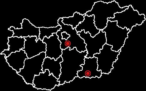 Meleghegyi és Társa térkép
